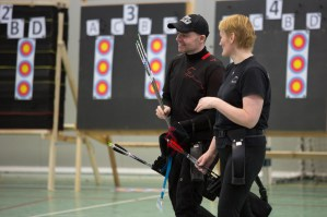Reykivik International Games Archery by Art Bicknick33